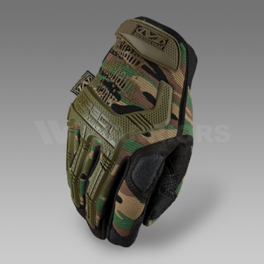 Mechanix Wear M-Pact Glove Woodland Camo
