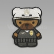 ORCA Industries Kuma Korps - Police Bear パッチ
